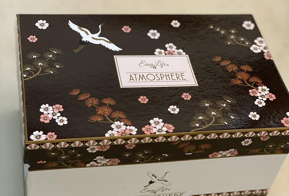 Dárková kazeta na přípravu japonského čaje