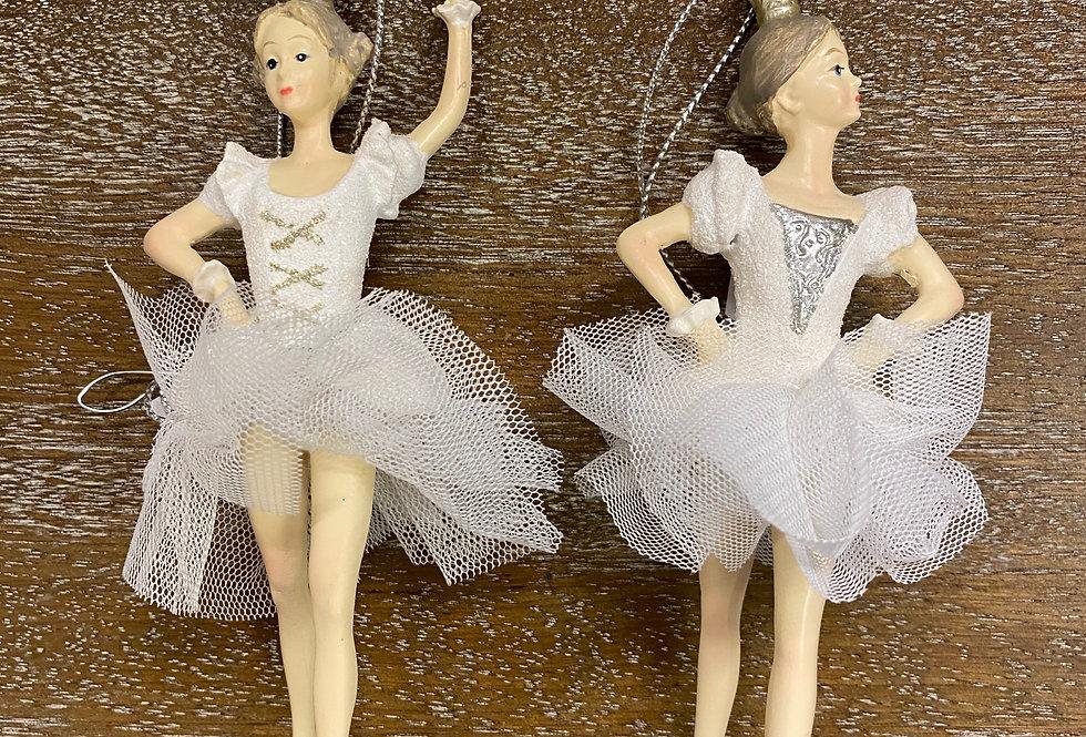 Závěsný panenka - baletka