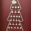 Thumbnail: Adventní kalendář ve tvaru stromečku