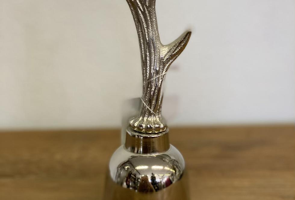 Zvoneček s parohem