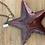 Thumbnail: Závěsná kovová hvezda
