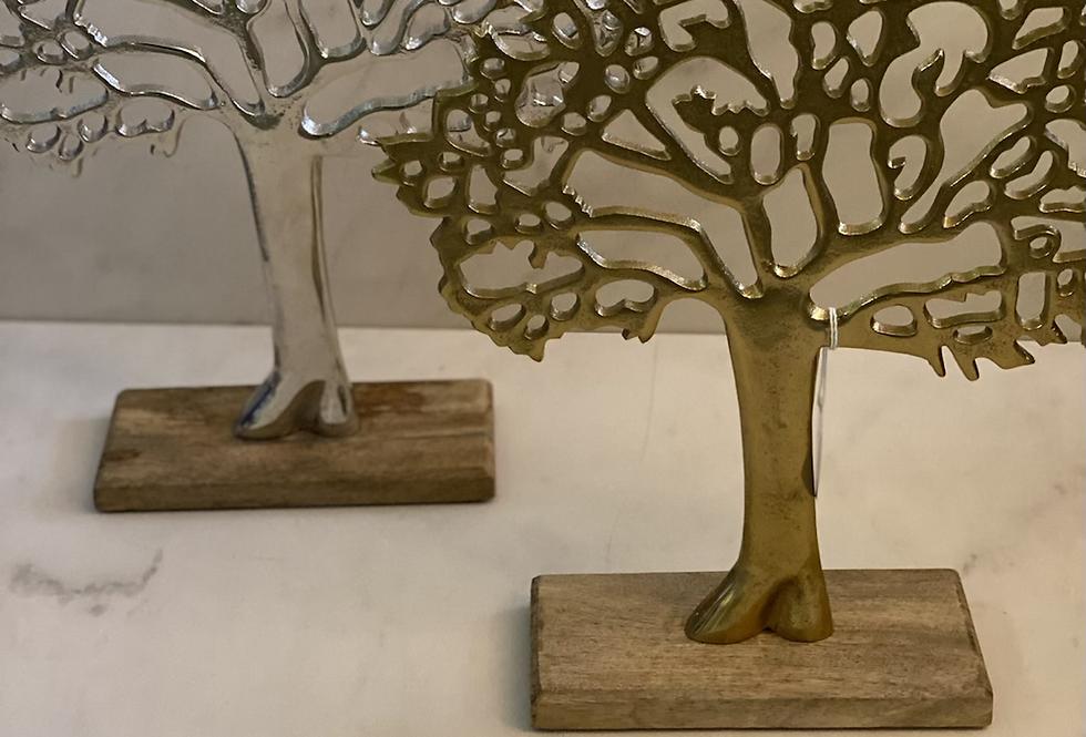 Kovový strom života