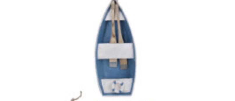 Závěs loďka