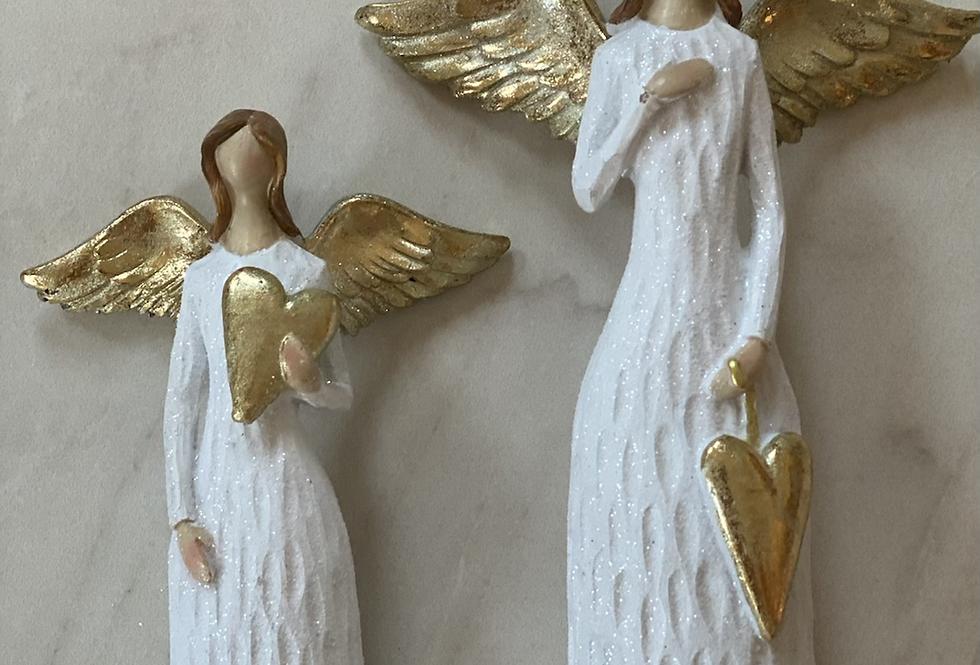 Anděl se zlatým srdcem