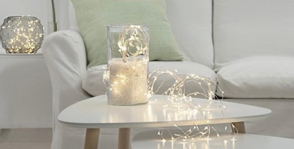 Světelný LED ocas