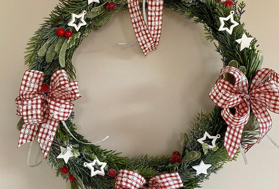 Vánoční věnec Scheddi