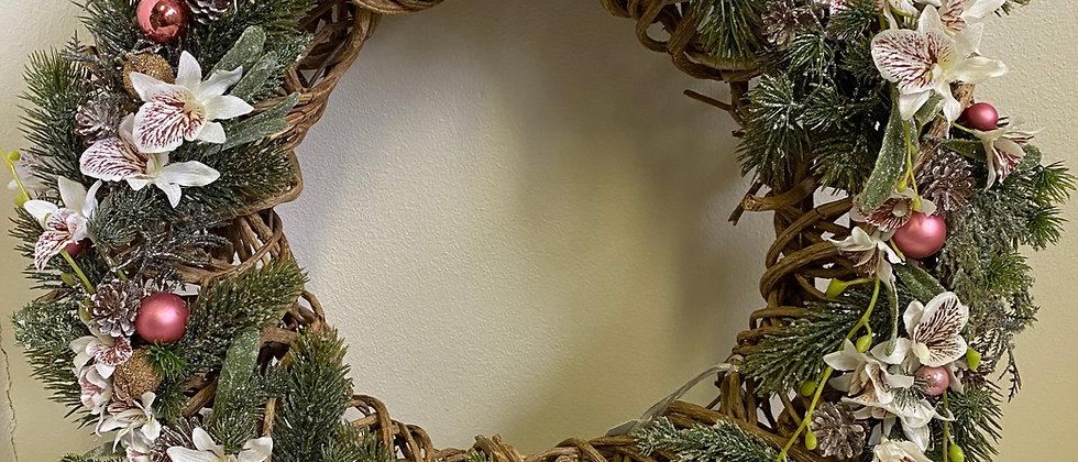 Vánoční věnec Decrux