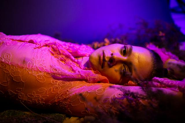 Alina Zum Hebel by ryan Blackwell