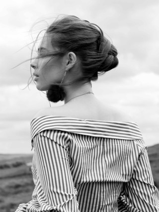 Anabelle photographed by Ryan Blackwell.