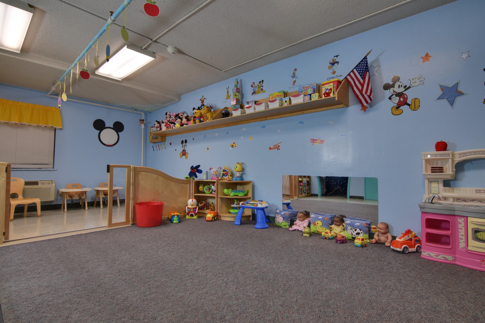 Teeny Toddler Room
