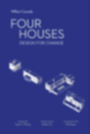 Four Houses by William Cannady