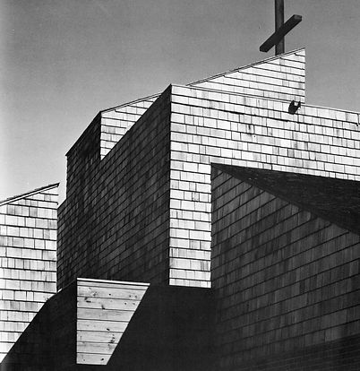St. Barnabus Episcopal Church - Houston, TX 1965