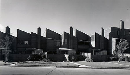 Walkers Mark Townhouses - Houston, TX 1978