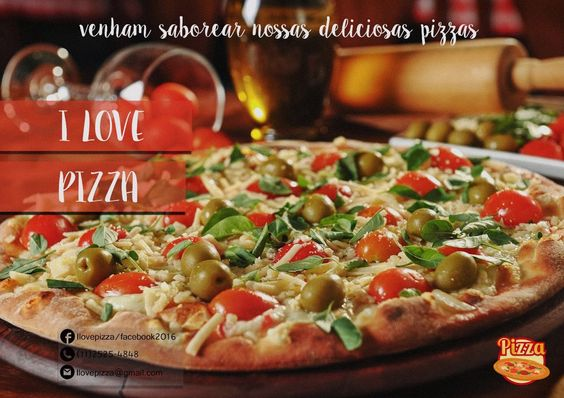 Flyer Pizzaria