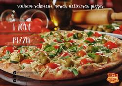 Flyer Pizzaria