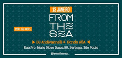 Flyer Festa From the Sea