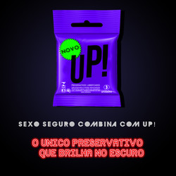 Flyer Camisinha UP