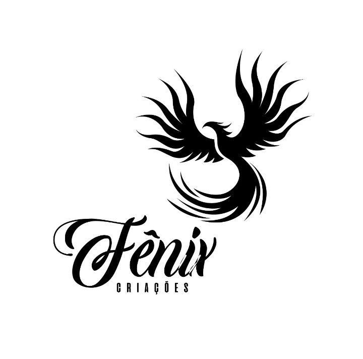 Logomarca Fênix Criações
