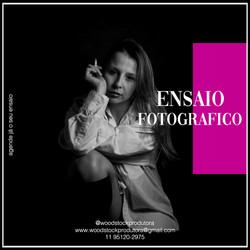 Flyer Ensaio Fotográfico