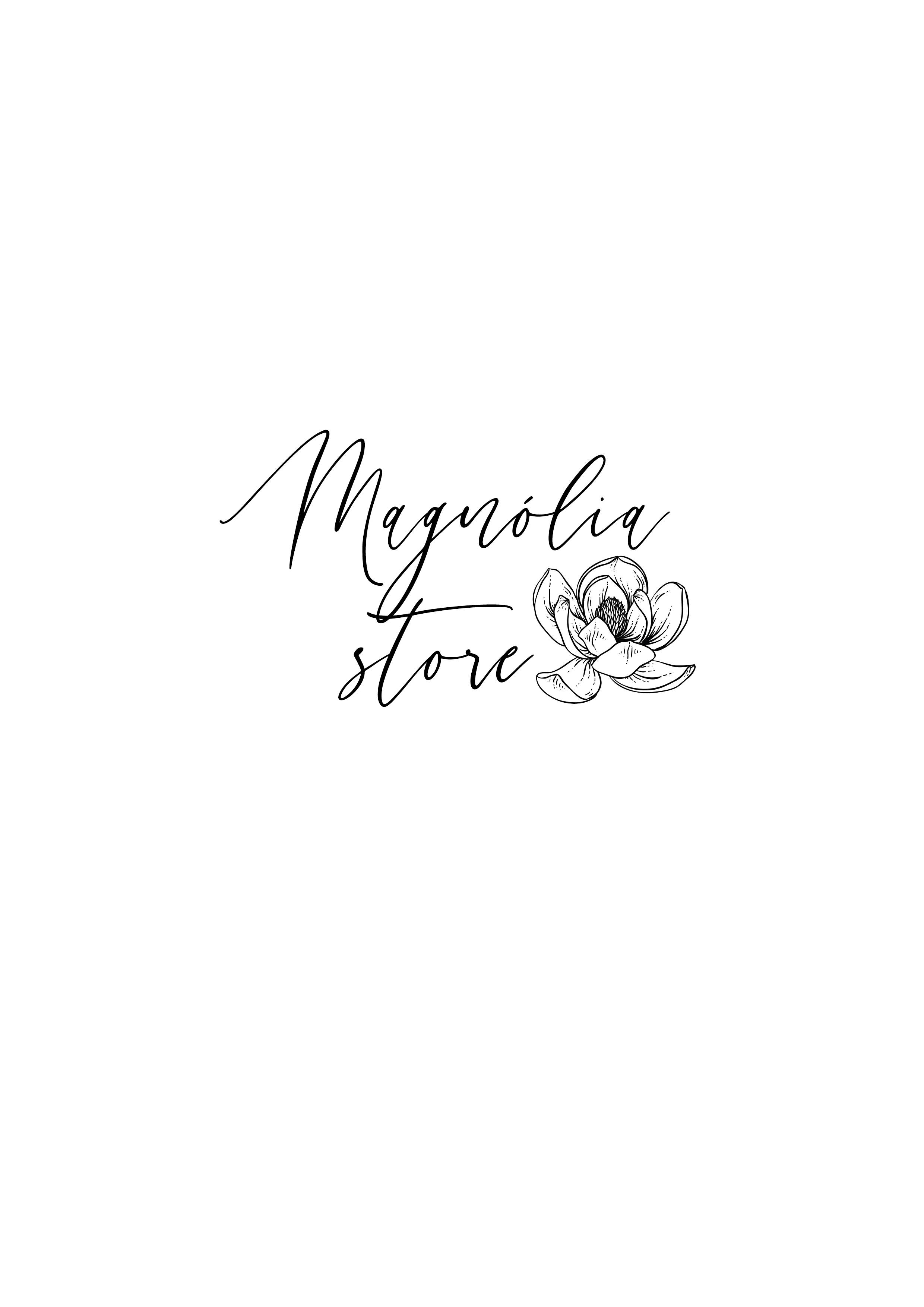 Logomarca Magnólia Store