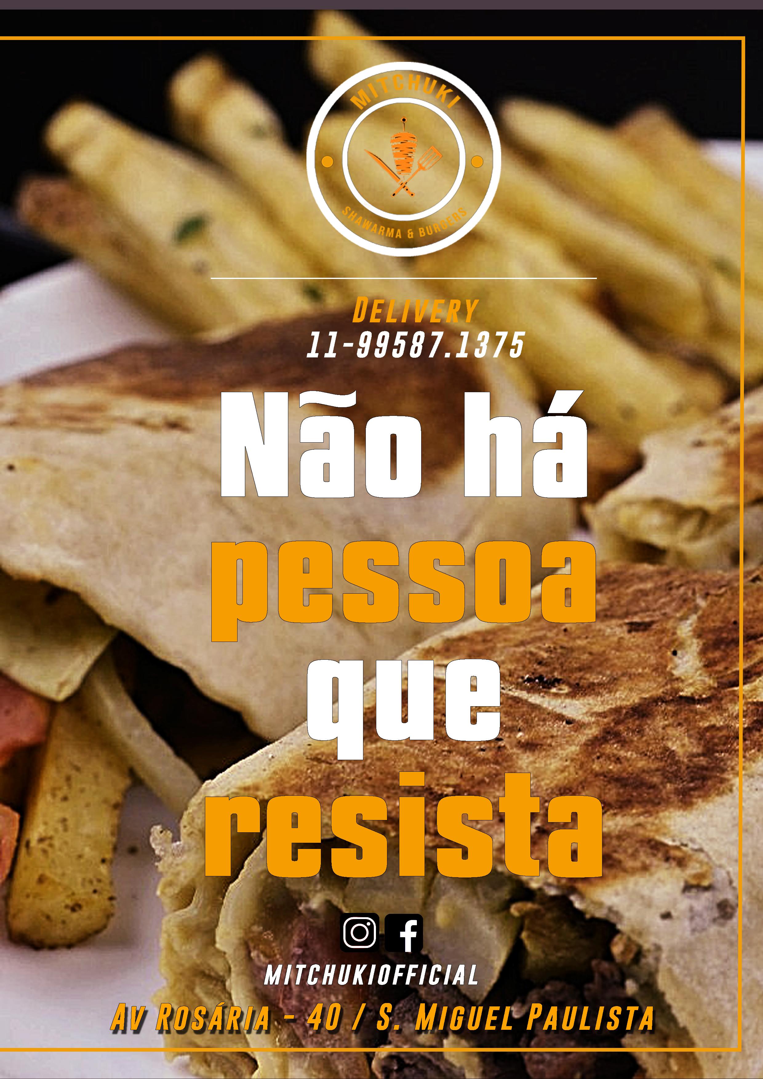 Flyer Mitchuky Shawarma