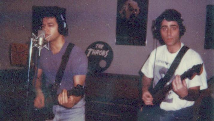 Matt and Hank,1989