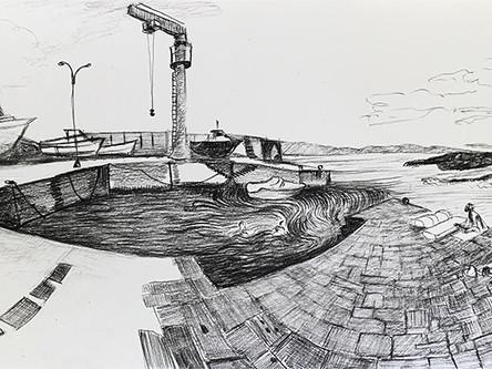 drawings of Sto Amaro