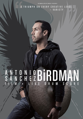 Antonio Sanchez 'birdman'