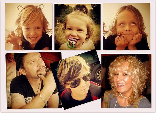 Family Bertovic @ Villa Jelenic
