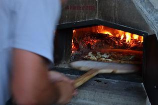 Villa Jelenic by Bertovic-pizza oven