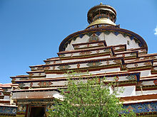 Palkor Chode, Tibet