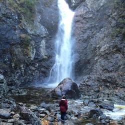 Exploring in Newfoundland