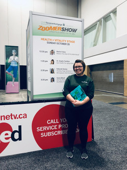 Stage Managing @ ZoomerShow