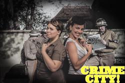 Crime City Promo Shot with Marsala Lukianchuk