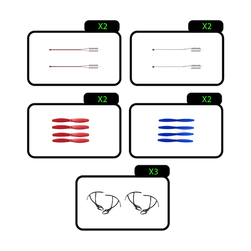 Spare Parts Kit