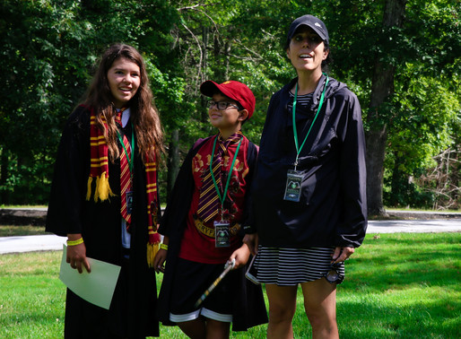 My Wild and Wanderful Time at Wizarding Weekend