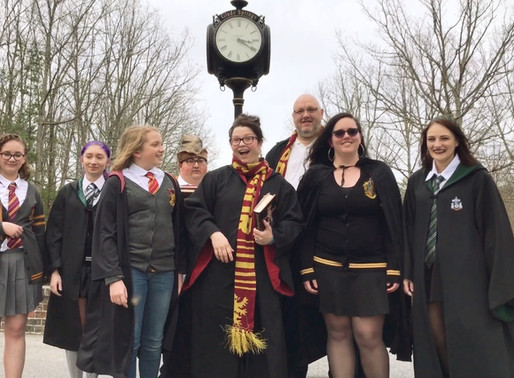 West Virginia's FIRST EVER Wizarding Event- Labor Day Weekend