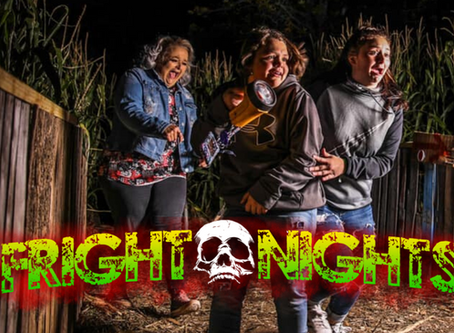 Fright Nights WV 2020  Haunted Attractions Preview