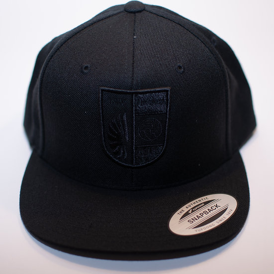 FLEXFIT Snapback All Black