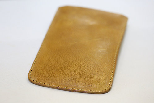 【iPhone7Plus / 6Plus用】松葉製作所木製iPhoneケース専用本革ケース『Leather Factory ROBERU』コラボ製品