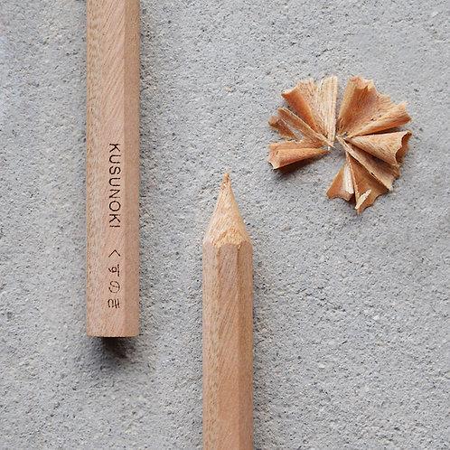 香筆 - くすのき 木聞器 - KiKiKi 杯型香筆シャープナー専用【香木レフィル】