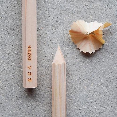 香筆 - ひのき 木聞器 - KiKiKi 杯型香筆シャープナー専用【香木レフィル】
