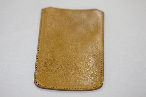【iPhone7 / 6用】松葉製作所木製iPhoneケース専用本革ケース『Leather Factory ROBERU』コラボ製品
