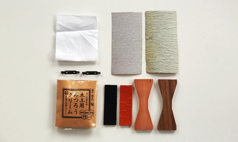 木製蝶ネクタイ - hikobae