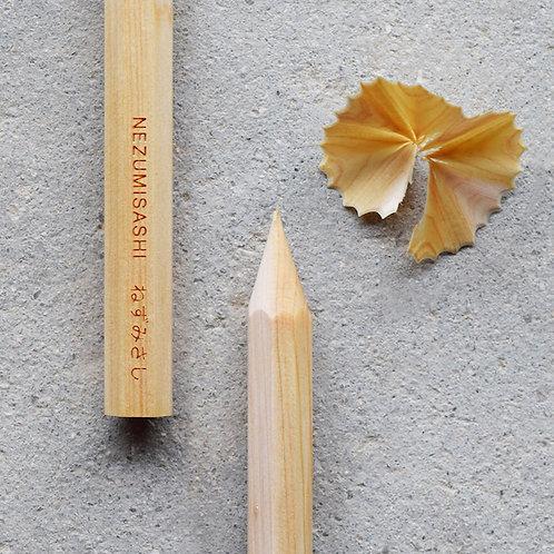 香筆 - ねずみさし 木聞器 - KiKiKi 杯型香筆シャープナー専用【香木レフィル】