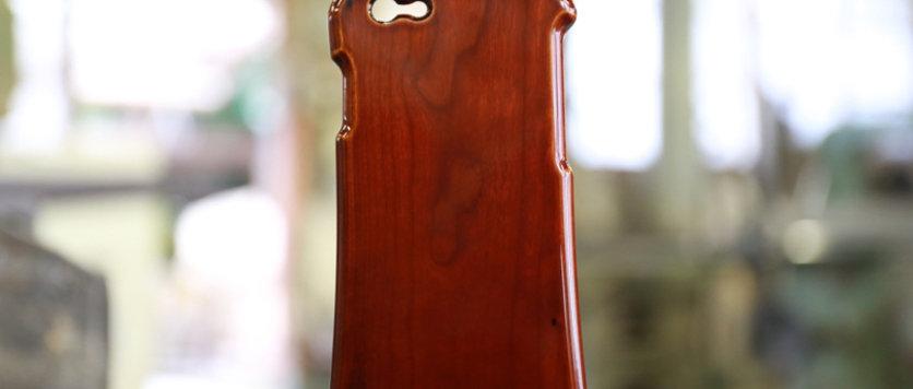 木型の業 × 伝統工芸士の技 木製iPhoneケース『飛騨春慶塗』コラボケース【Xs / X / 8Plus / 8】税込価格¥39,600円〜