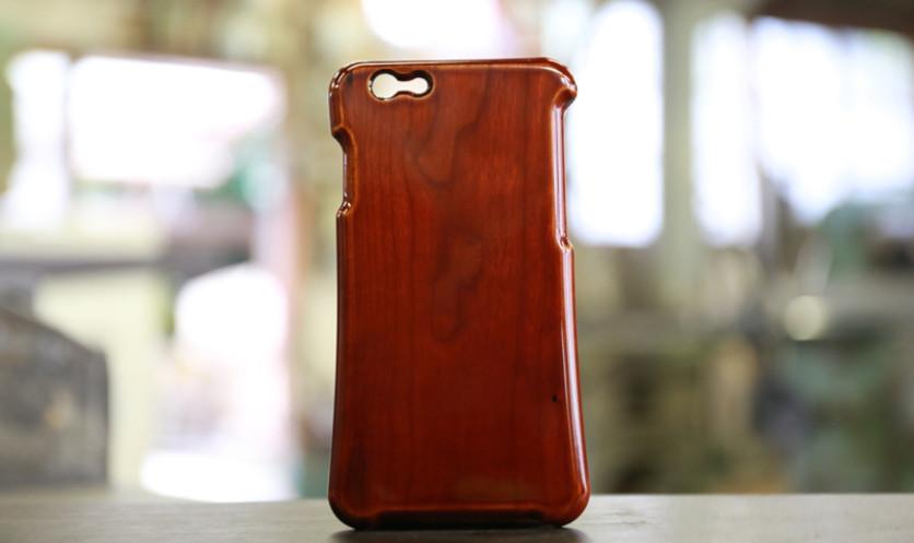 木製iPhoneケース 飛騨春慶塗