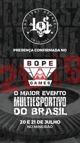 BOPE Games - Patrocinadores - Salvattore