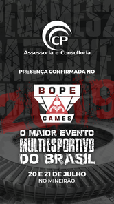 BOPE Games - Patrocinadores - CP Assesso