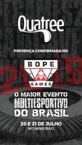 BOPE Games - Patrocinadores - Quatree.pn